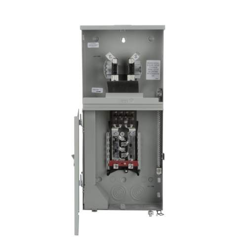 small resolution of siemens 200 amp ringless single phase 120 240 meter socket