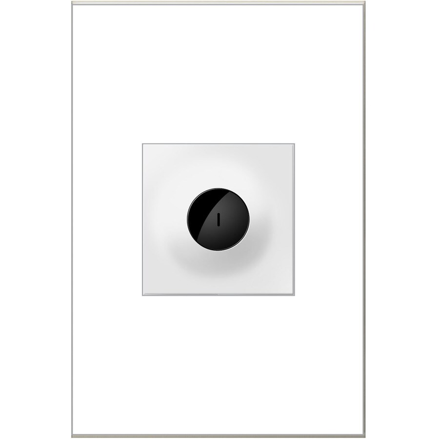 Legrand Adorne Wave 15 Amp 3 Way White Motion Light Switch