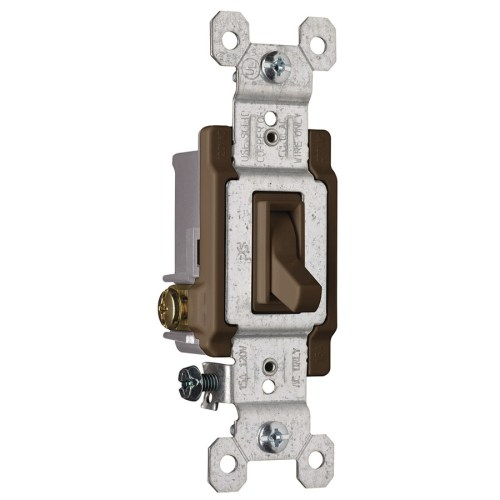 small resolution of pass seymour legrand 15 amp 3 way brown framed toggle light switch rh lowes com 3
