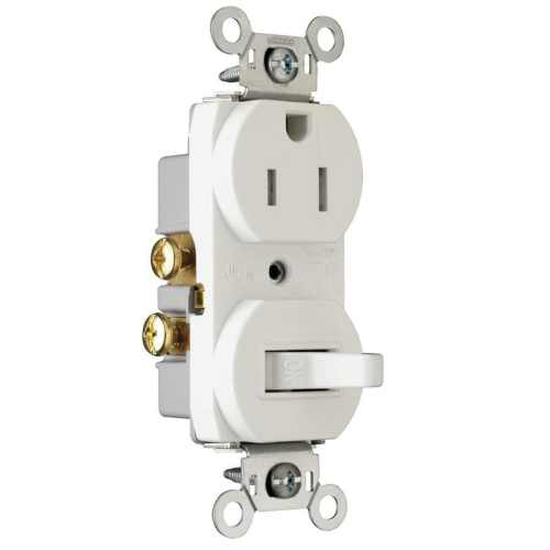 small resolution of legrand white 15 amp duplex outlet switch residential