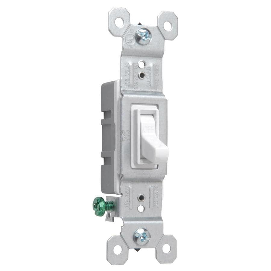 hight resolution of legrand pass seymour 15 amp single pole white framed toggle residential light switch