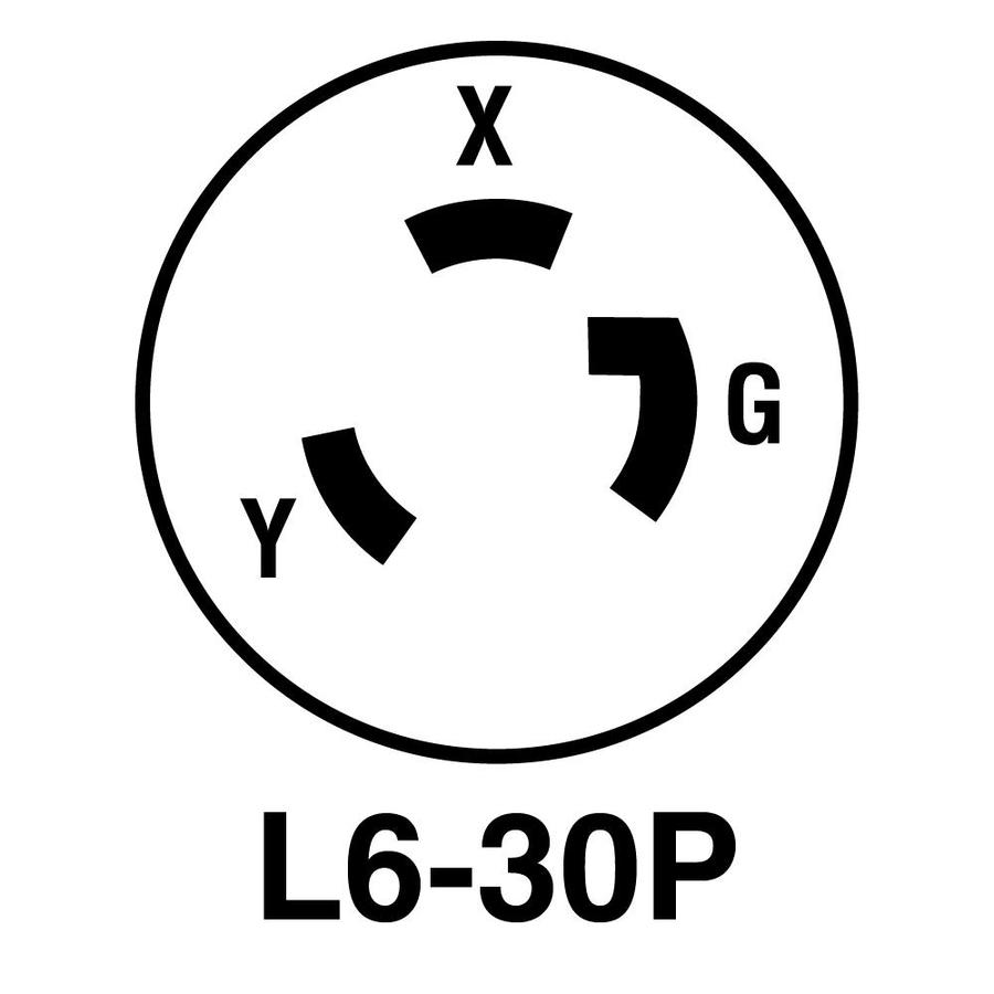 Legrand 15-20-Amp 125-250-Volt 3-wire Grounding Electrical