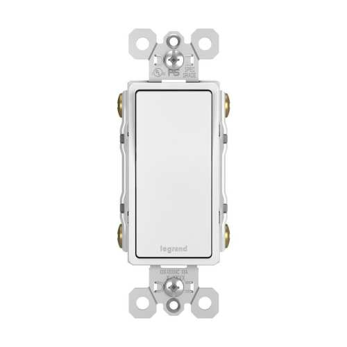 small resolution of pass seymour legrand radiant 15 amp 3 way 4 way white rocker residential light switch