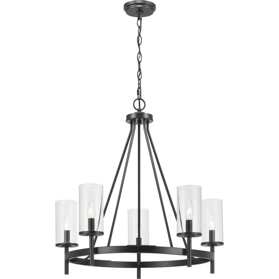 progress lighting chandeliers at lowes com