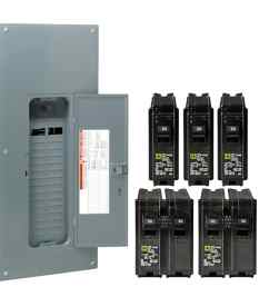 square d homeline 60 circuit 200 amp main breaker plug on neutral load [ 900 x 900 Pixel ]