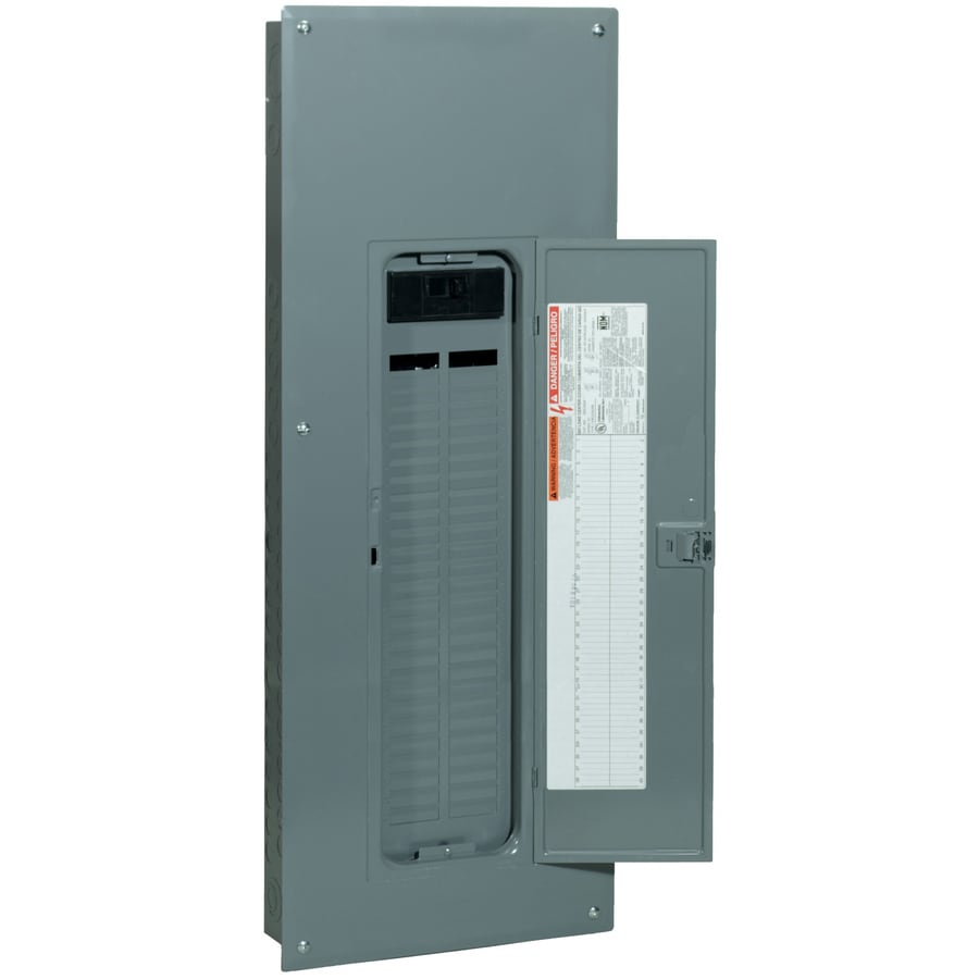 medium resolution of square d 54 circuit 200 amp main breaker plug on neutral load center