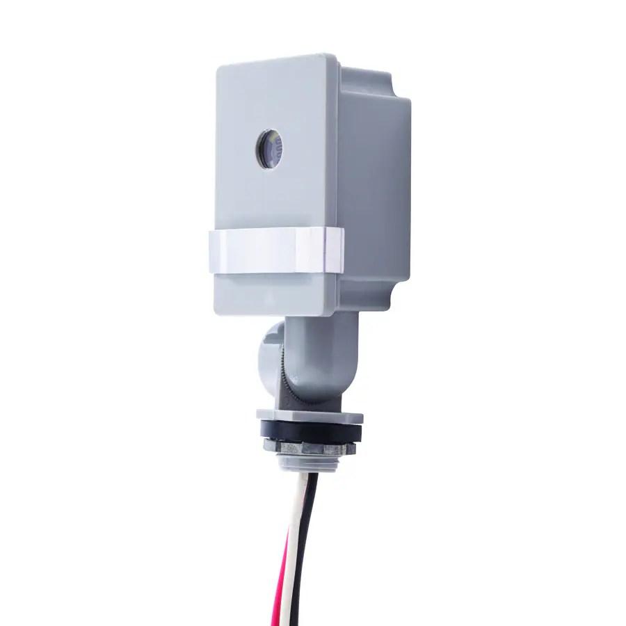 medium resolution of shop tork swivel base photocell at lowes com photocell light sensor wiring photocell light sensor wiring