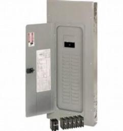 eaton 40 circuit 30 space 200 amp main breaker load center value [ 900 x 900 Pixel ]
