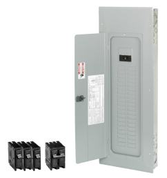 eaton type br 50 circuit 40 space 200 amp main breaker load center [ 900 x 900 Pixel ]