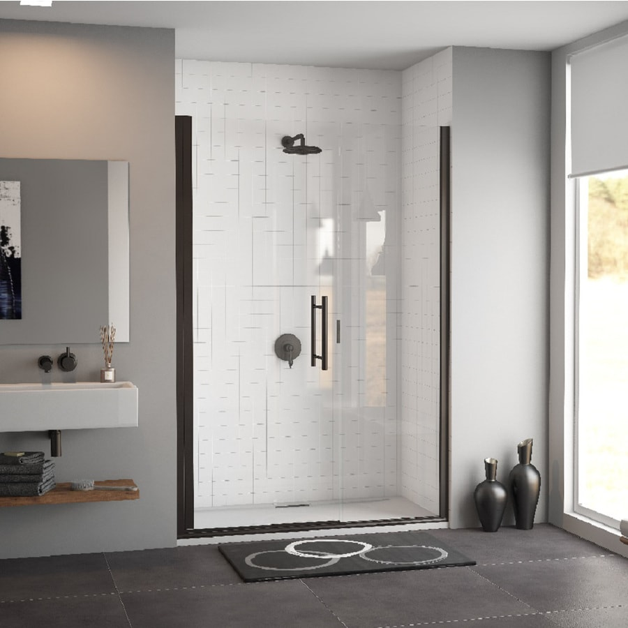 oil bronze kitchen faucet computer desk shop coastal shower doors 48-in to frameless ...