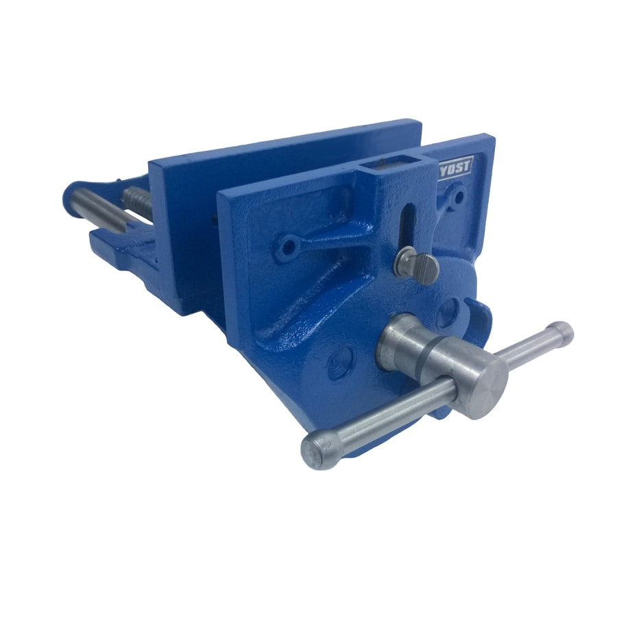 Shop Yost 9 In Cast Iron Vise At Lowes Com