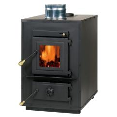 Top Rated Kitchen Stoves Discount Cabinets Las Vegas Shop Summers Heat 3,000-sq Ft Wood Furnace At Lowes.com