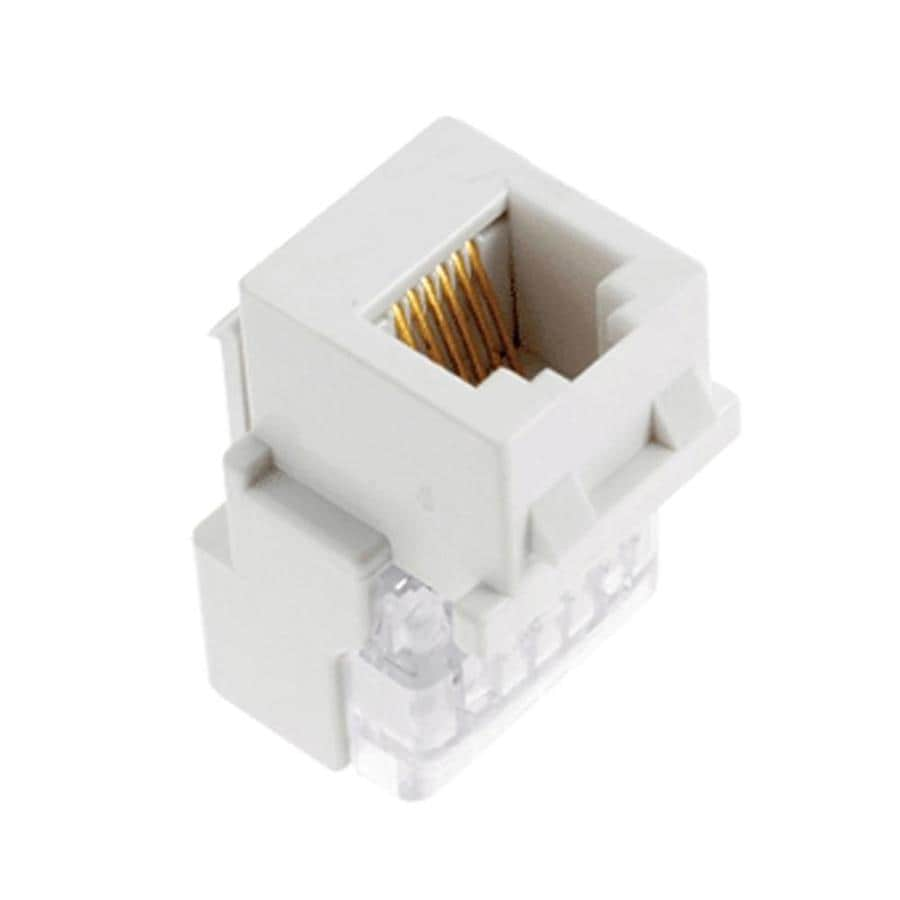 medium resolution of legrand plastic rj25 keystone insert