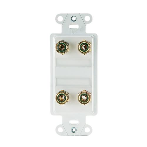 small resolution of legrand plastic banana binding post wall jack