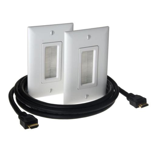 small resolution of legrand plastic combination wall jack