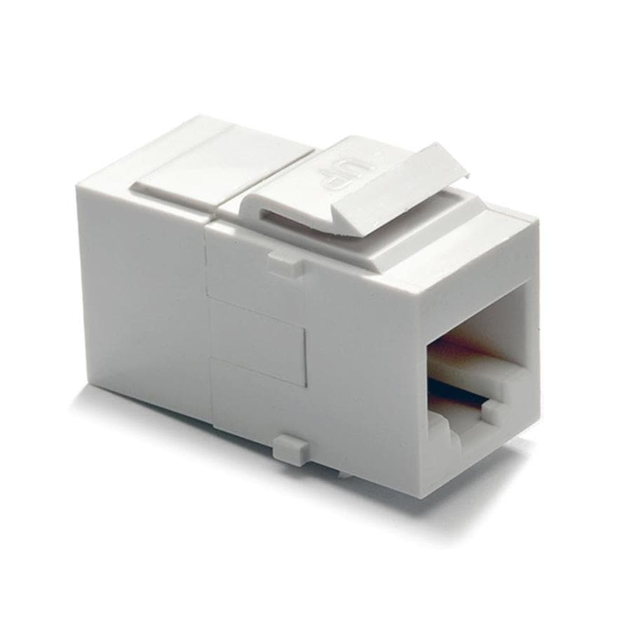 hight resolution of legrand plastic cat6 ethernet wall jack