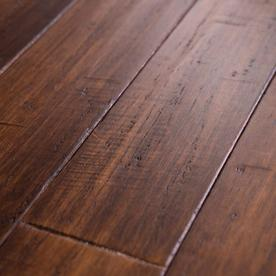 Reclaimed Mahogany Floorboards