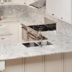 Quartz Kitchen Countertops Cabinets San Antonio Allen Roth Salt Stone Countertop Sample At Lowes Com