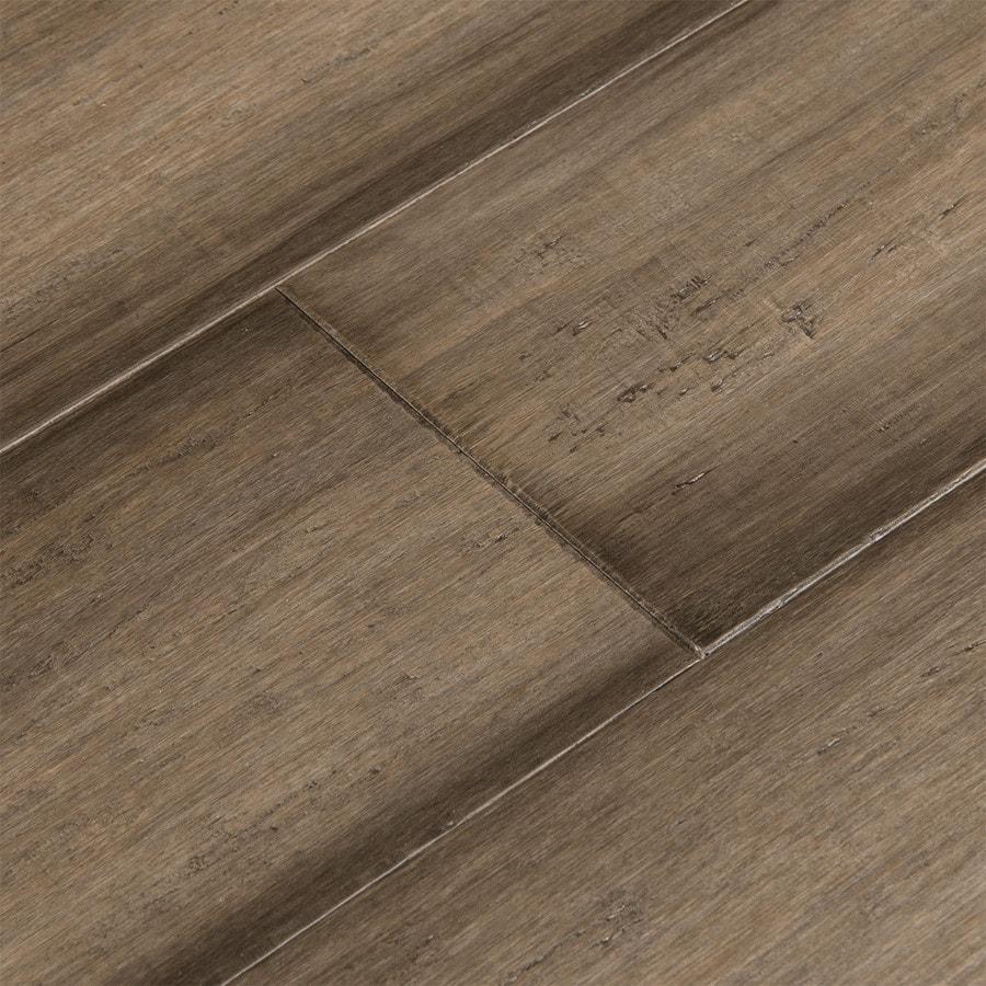 Cali Bamboo Fossilized 537in Napa Bamboo Solid Hardwood