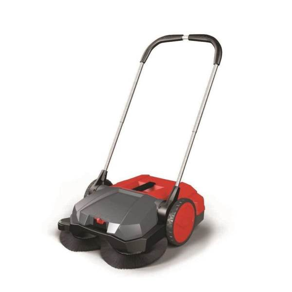 Bissell Manual Push Power Sweeper Carpet And Hard Surface Floor