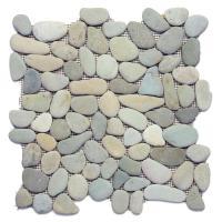 Shop Solistone River Rock Pebbles 10-Pack Turquoise Mosaic ...