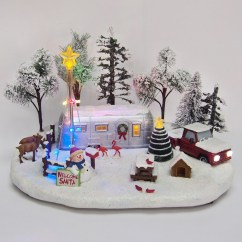 Lowes Kitchen Appliances Heavy Duty Chairs Shop Carole Towne Resin Lighted Musical Crazy Cars ...