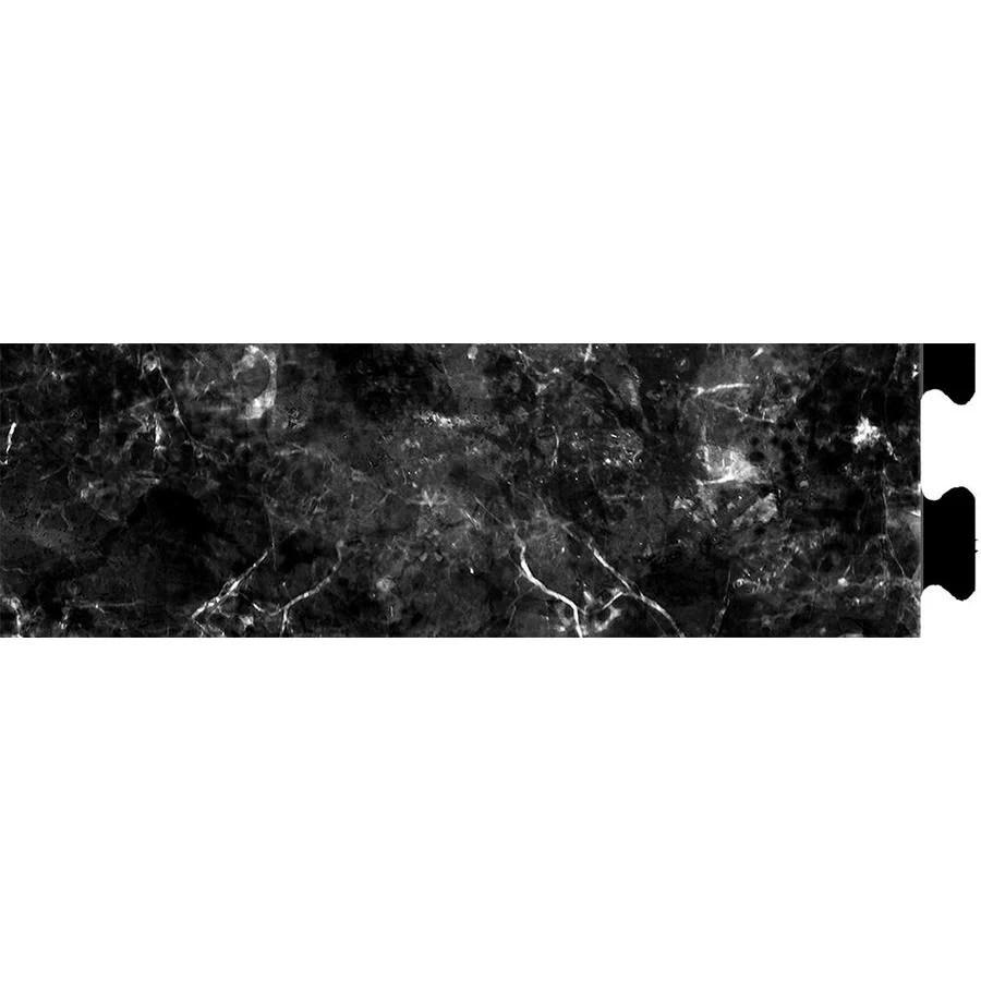 perfection floor tile gemstone collection black marble satin vinyl tile sample