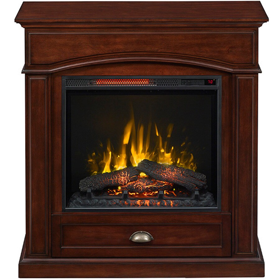 Style Selections Inches WBTU Electric Fireplace at Lowescom