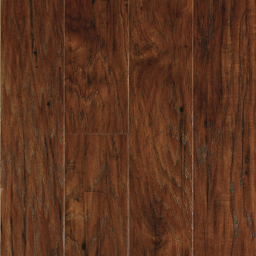 Style Selections 484in W x 393ft L Chestnut Handscraped Laminate Wood Planks at Lowescom