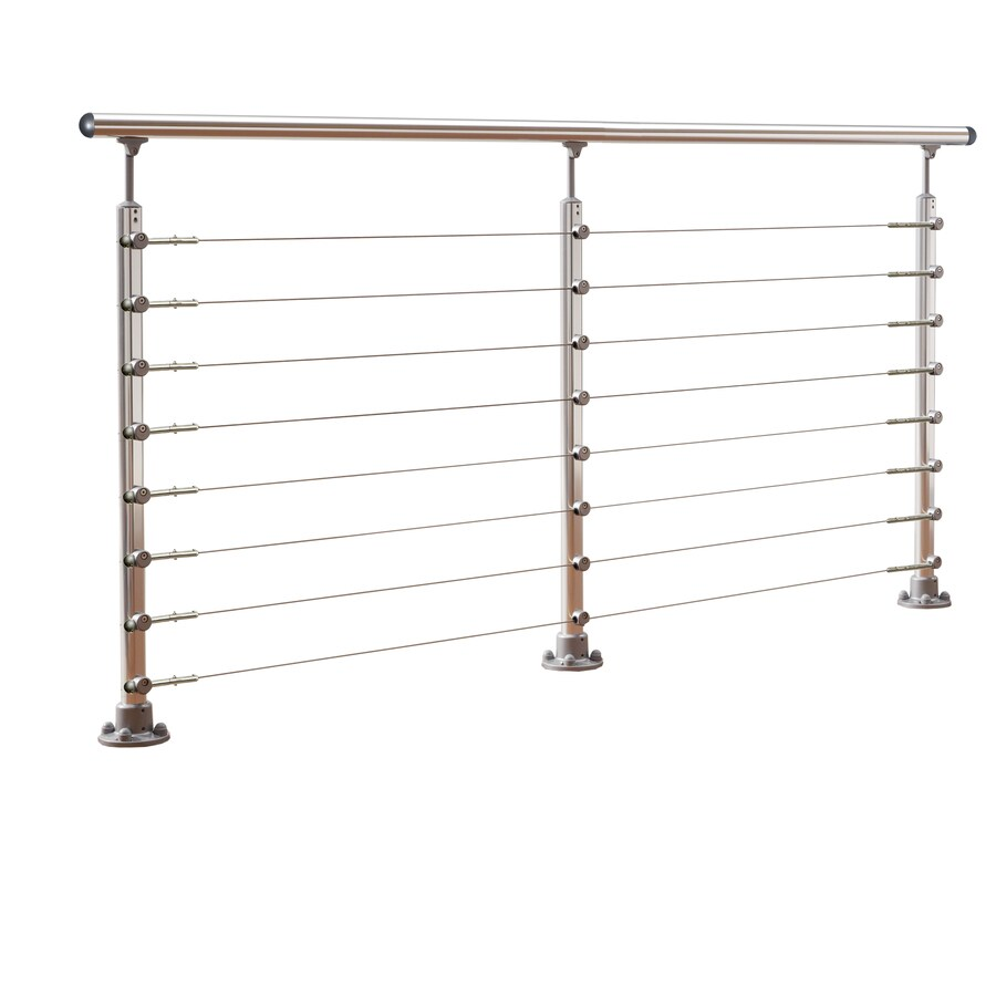 PROVA Prova 6.5-ft Stainless Steel Cable Rail Kit at Lowes.com