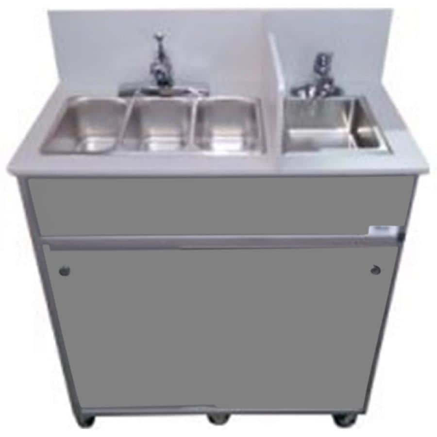 portable sinks at lowes com
