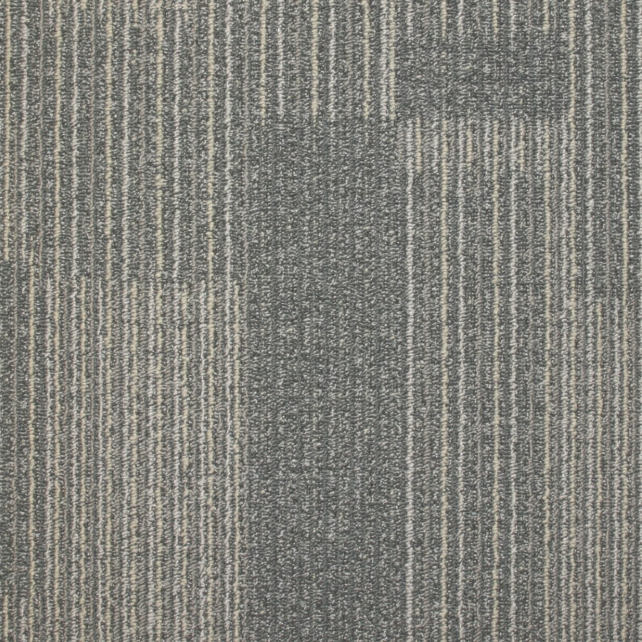 Shop Kraus 20Pack 197in x 197in At Anchor Textured GlueDown Carpet Tile at Lowescom