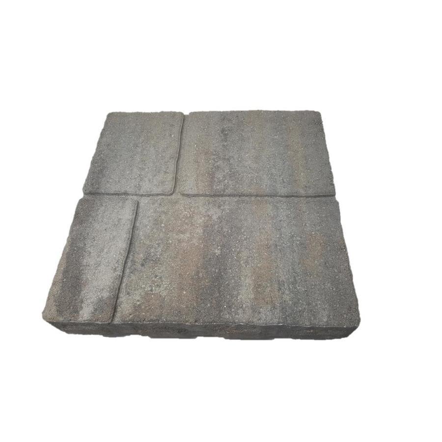 h concrete patio stone in the pavers
