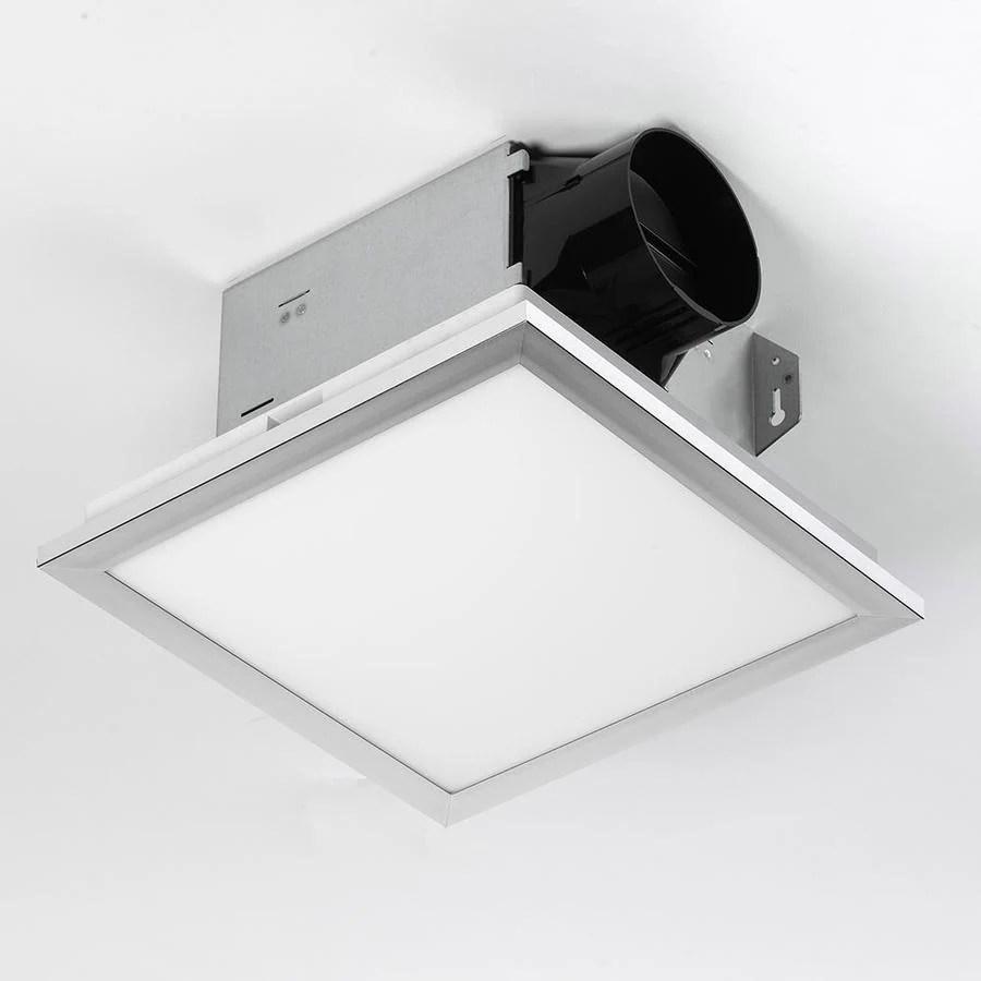 utilitech ventilation fan 1 5 sone 100 cfm chrome bathroom fan energy star