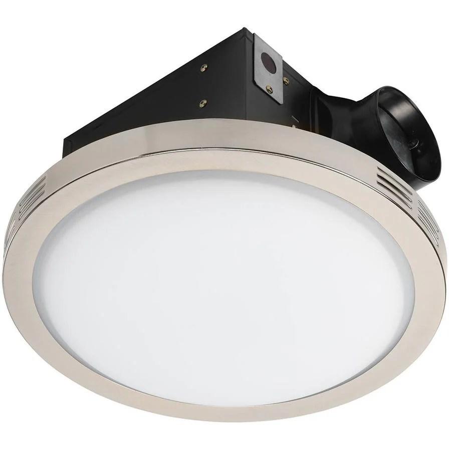 Utilitech Ventilation Fan 2Sone 100CFM Bathroom Fan at Lowescom