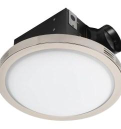 utilitech ventilation fan 2 sone 100 cfm bathroom fan [ 900 x 900 Pixel ]
