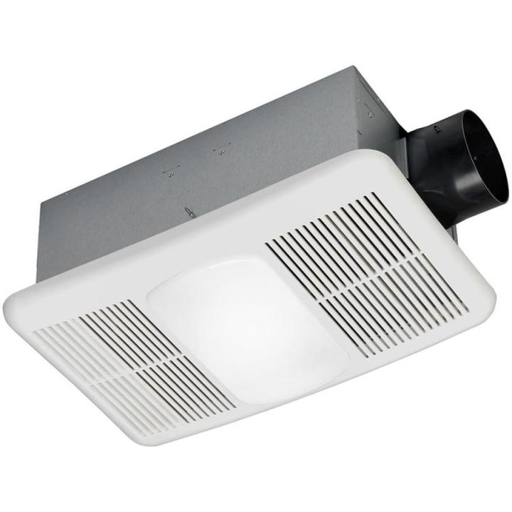 Ceiling Exhaust Fan With Night Light And Heater