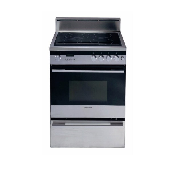 Fisher & Paykel 24- European Electric Range Color Stainless