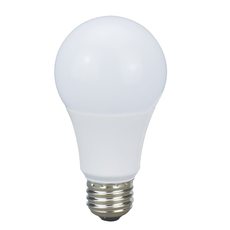 Utilitech Pro 60 W Equivalent Dimmable Warm White A19 LED