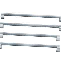 bosch pro handles for refrigerator b21cl80sns and b21cl81sns [ 900 x 900 Pixel ]