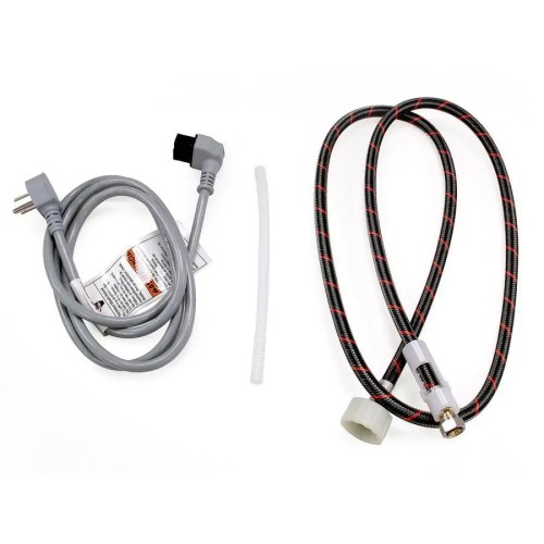small resolution of bosch dishwasher water supply hose and accessory power cord bundle