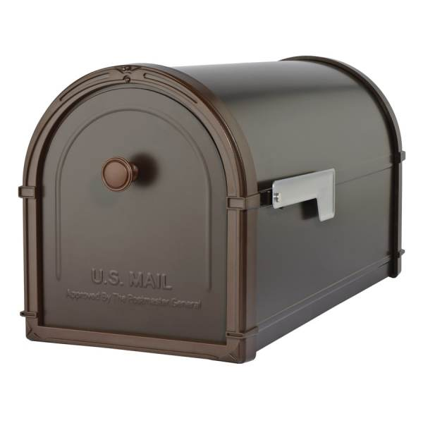 Oil Rubbed Bronze Mailbox