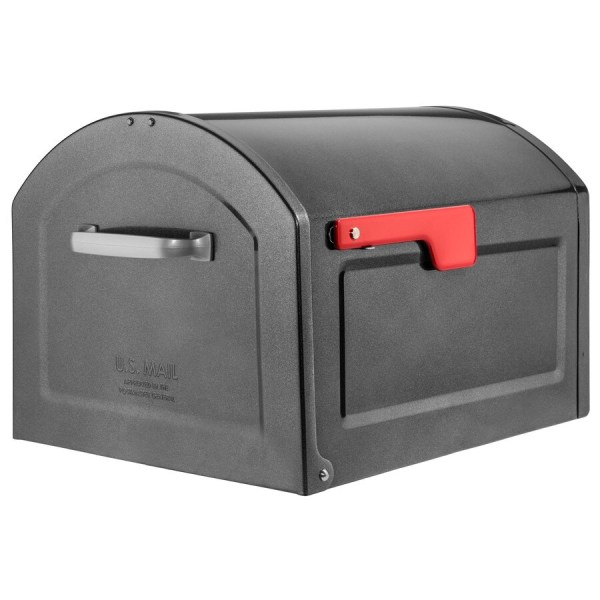 Extra Large Mailbox with Post