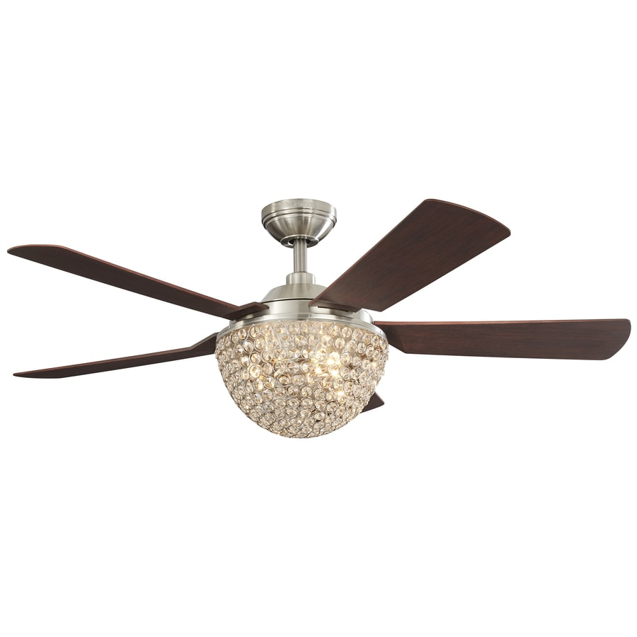 hight resolution of harbor breeze parklake 52 in brushed nickel indoor ceiling fan with rh lowes com harbor breeze ceiling fan with remote wiring diagram harbor breeze saratoga