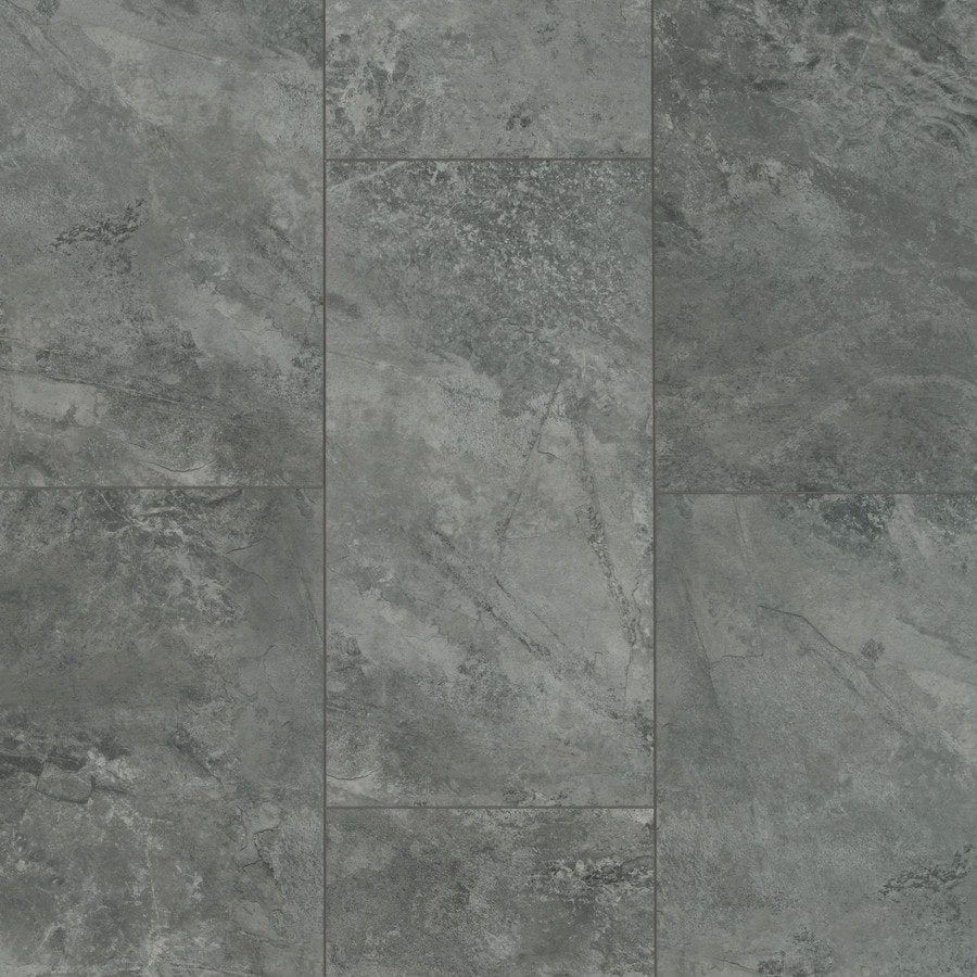 smartcore chatham stone 12 in x 24 in water resistant luxury vinyl tile 19 63 sq ft lowes com