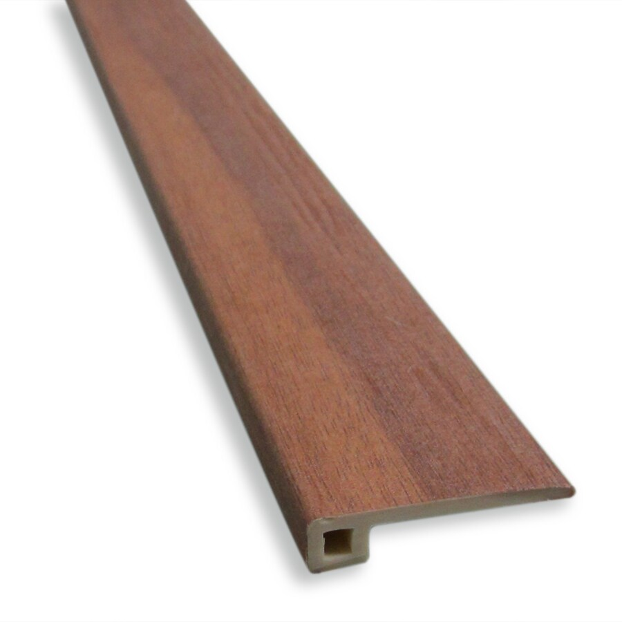 smartcore 1 377 in x 94 in canberra acacia vinyl multi purpose floor transition strip