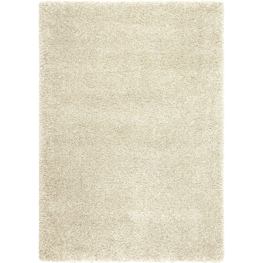 Shaggy Teppich Ivory Balta Opening Night Polish Cream Indoor Inspirational Area Rug