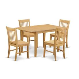 high top table chair set yoga youtube dining kitchen furniture at lowes com east west norfolk oak with