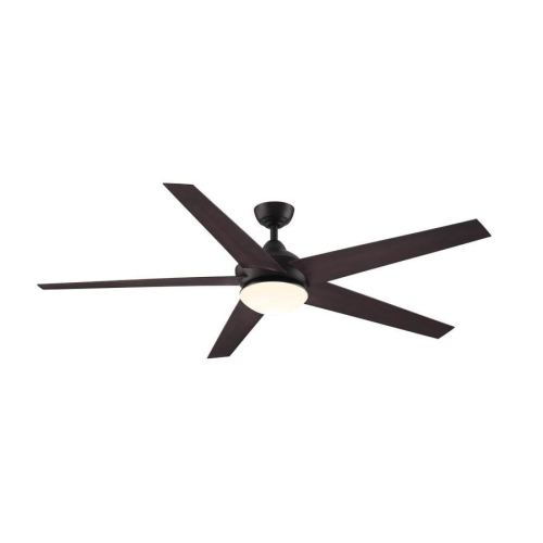 small resolution of fanimation studio collection covert 64 in bronze led indoor outdoor ceiling fan with light