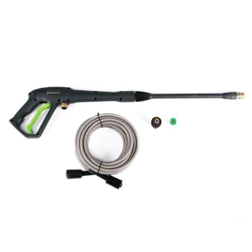 small resolution of greenworks plastic gun kit